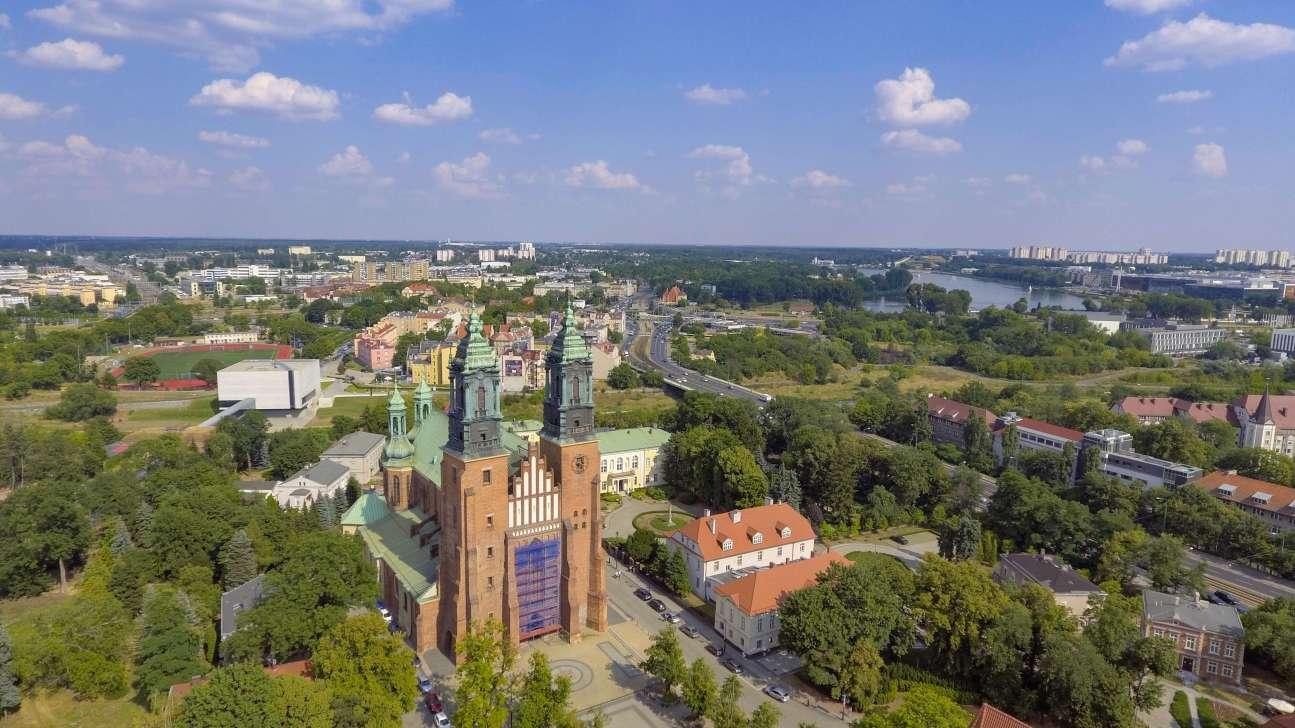 katedra Ostrow Tumski Poznan