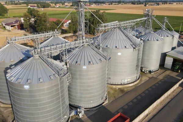 Skład zbóż