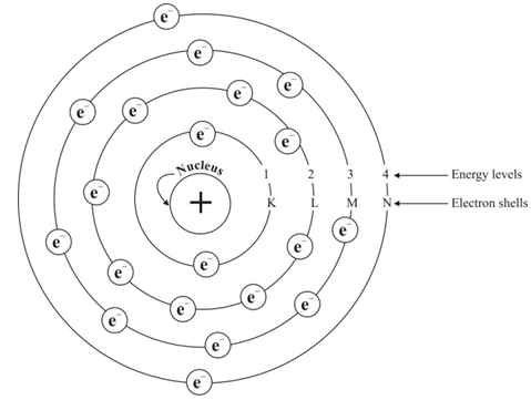 Bohr Diagram For Boron
