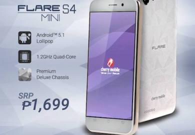 Cherry Mobile Flare S
