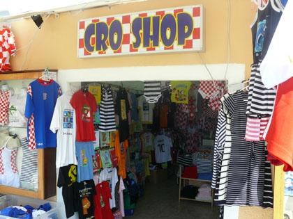 Cro shop