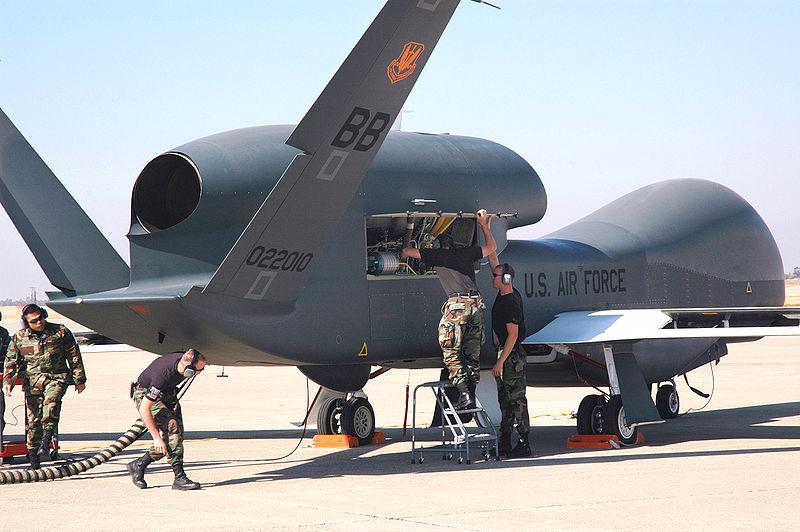 UAV - Global Hawk