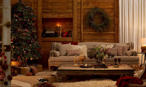 Zara Home Kerst Trends 2016  DroomHome  Interieur  Woonsite