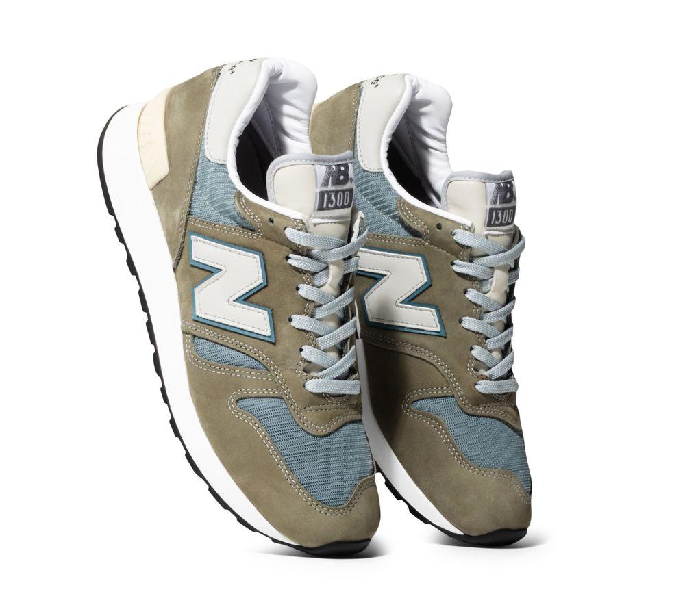 New Balance 1300JP 2020 | COOP — The ultimate sneaker drop calendar.