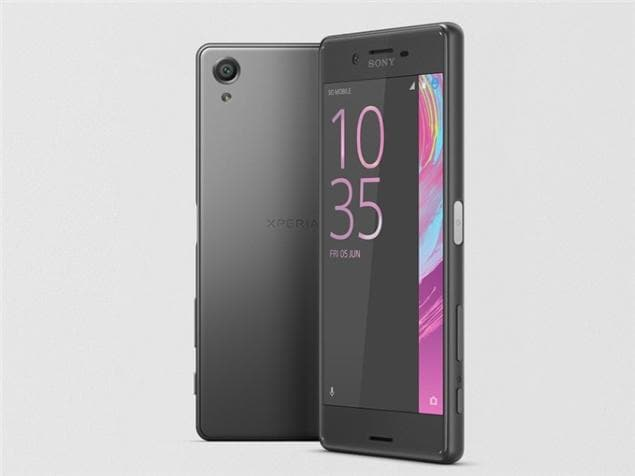 Image result for sony xperia x