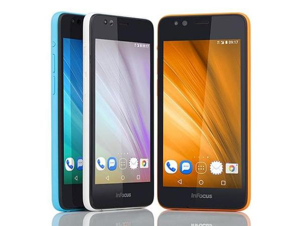 Best InFocus Mobiles Under Rs 5000