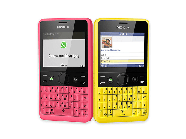 Nokia Asha 210 with dedicated WhatsApp button now up for