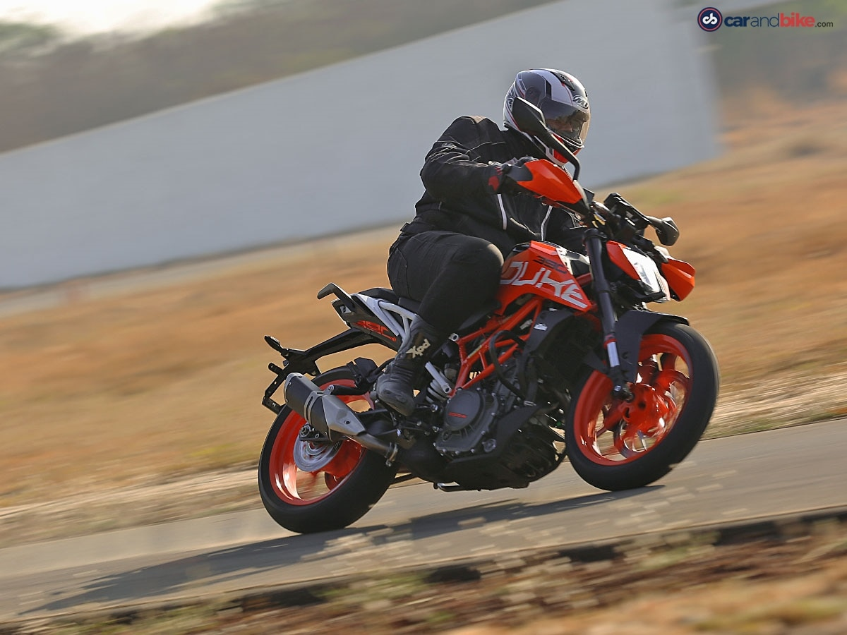 2017 Ktm 390 Duke First Ride Review