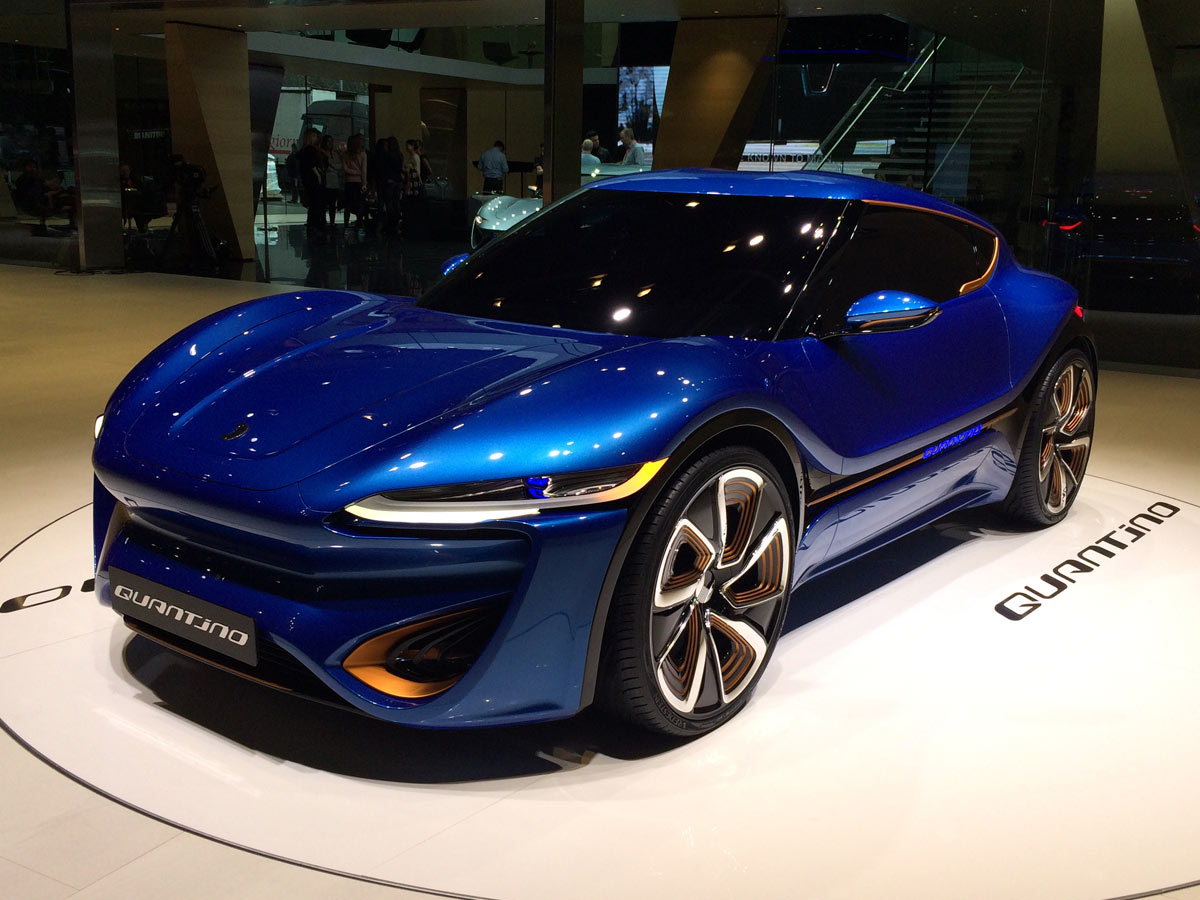 Top 10 Concept Cars At The 2015 Geneva Motor Show