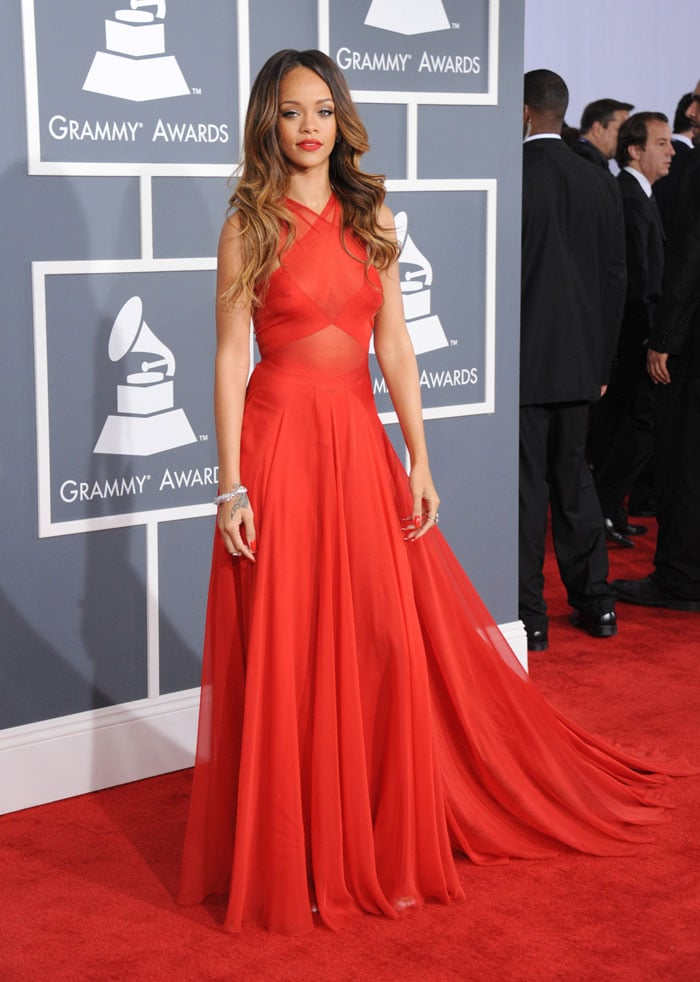 Grammys 2013 Who Wore What