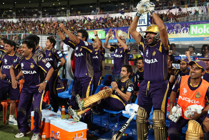 Image result for Gambhir superstition in dug out