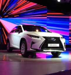 the lexus rx 450h is here the hybrid suv will be the key model to drive the brand s sales in india  [ 2048 x 1536 Pixel ]