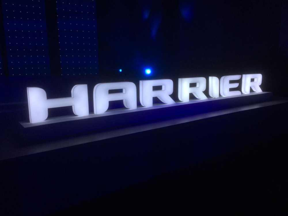 medium resolution of it s almost time for the tata harrier launch