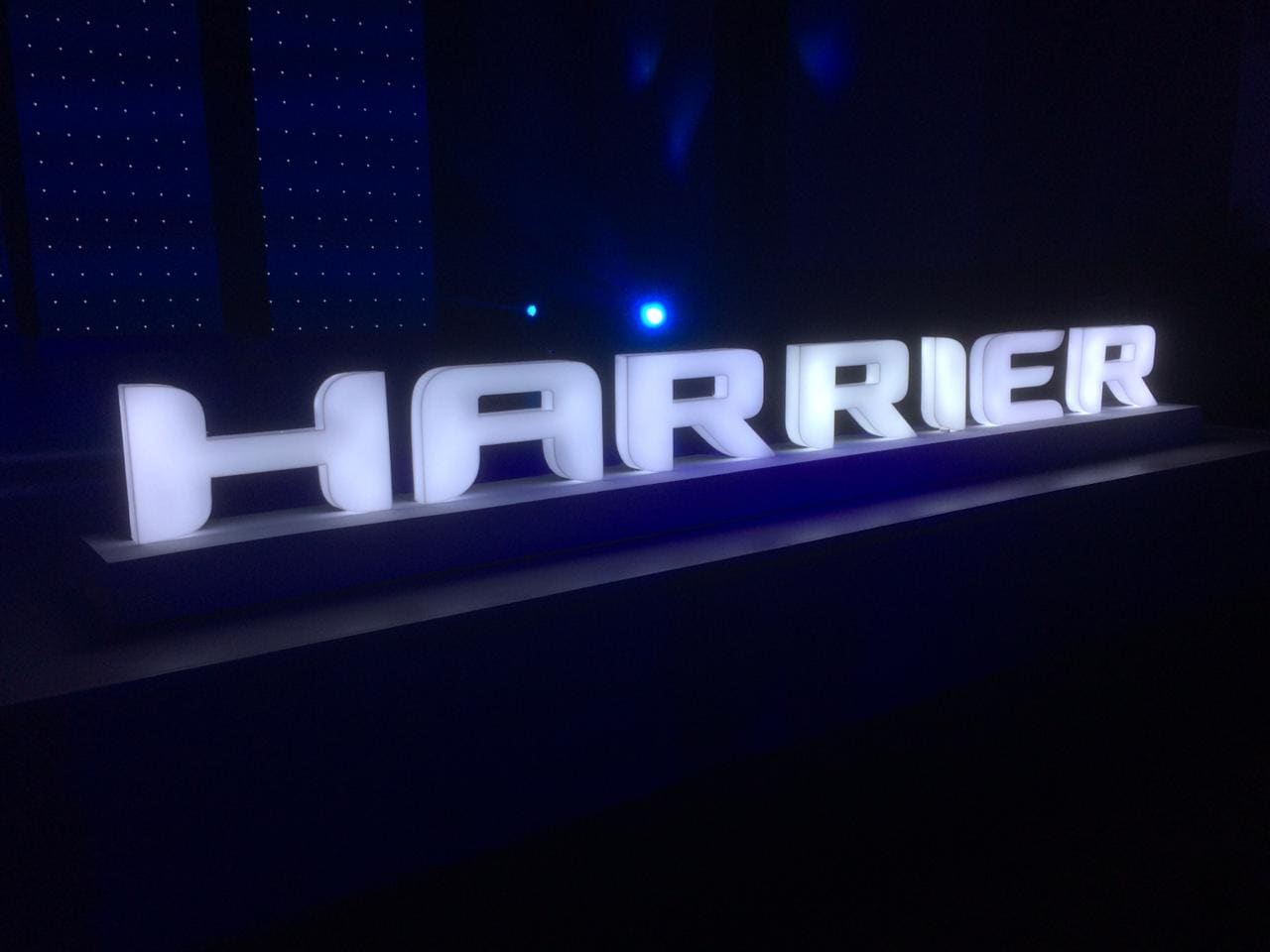 hight resolution of it s almost time for the tata harrier launch