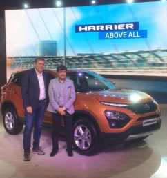 catch all the highlights from the 2019 tata harrier suv launch here  [ 1024 x 768 Pixel ]