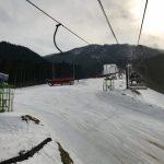 今年初のスノーボードに行きました♪