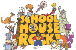 school house rock dropando ideias jogandor numero 1