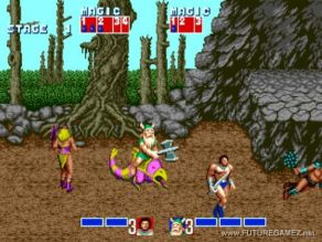 golden axe dropando ideias eu e o video game