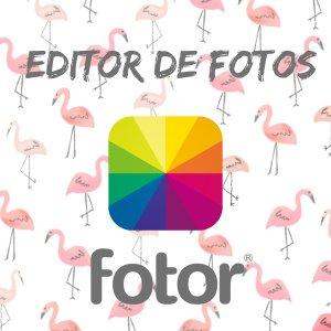 editor de fotos fotor