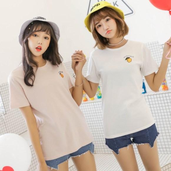 Wishlist as tshirts coreanas mais fofas da internet dropando ideias 12