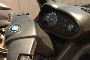 BMW C1 Scooter Dash Panel