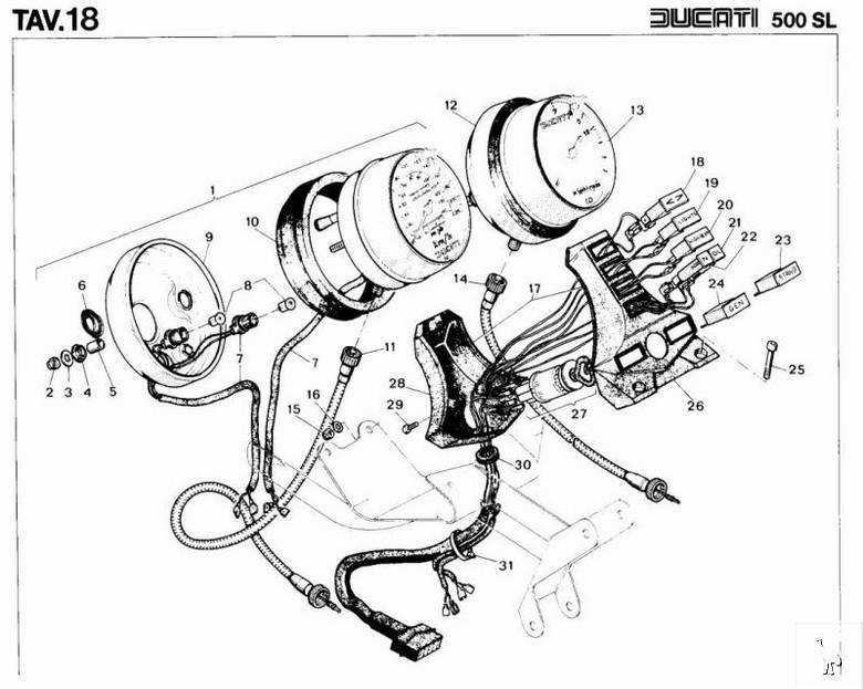 Ducati 996 2000 Repair Service