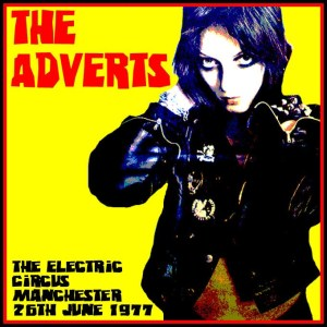 Adverts - Electric Circus June 26 1977