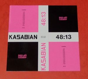Kasabian - 48-13 [Japanese Edition]