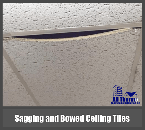 how to fix drywall ceiling sagging