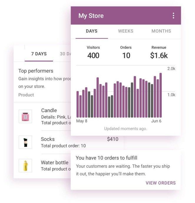 Aplikacja dla WooCommerce