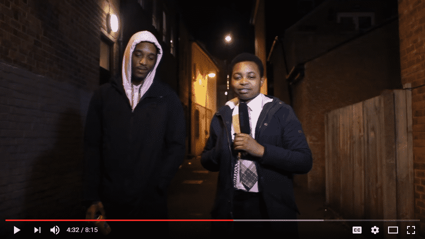 Bonkaz and Chicken Connoisseur