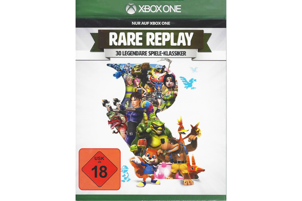 Game Rare Replay Xbox One Games And Consoles Xbox One