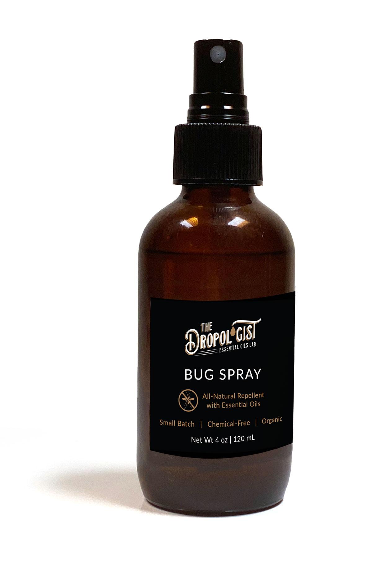 Dropologist Bug Repellent Spray