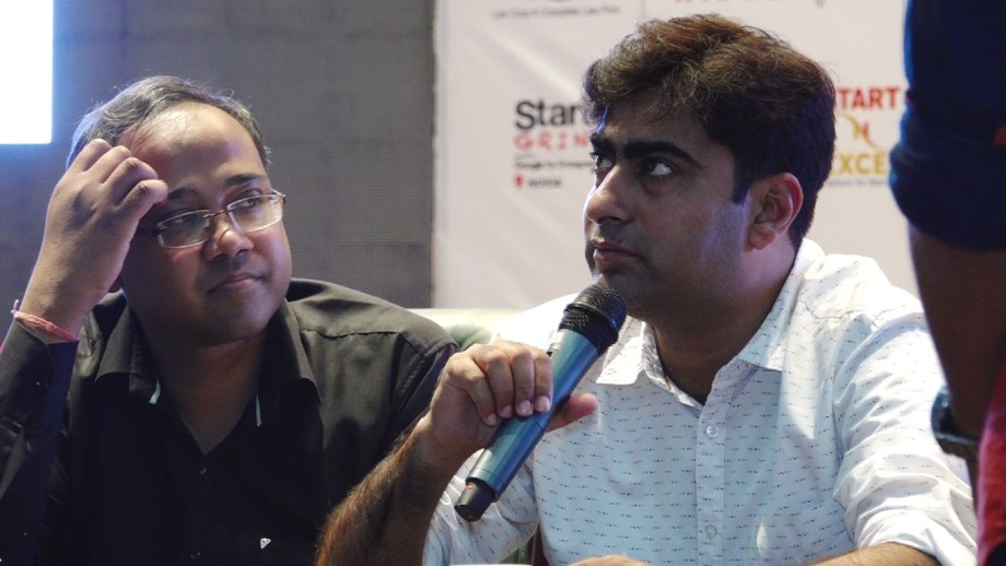Speaker at Entrepreneur Business Growth Summit