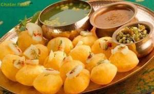 A brand offering Panipuri in whole different way- Chatar Patar