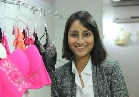 Richa Kar- A brain behind Online Women Lingerie brand Zivame
