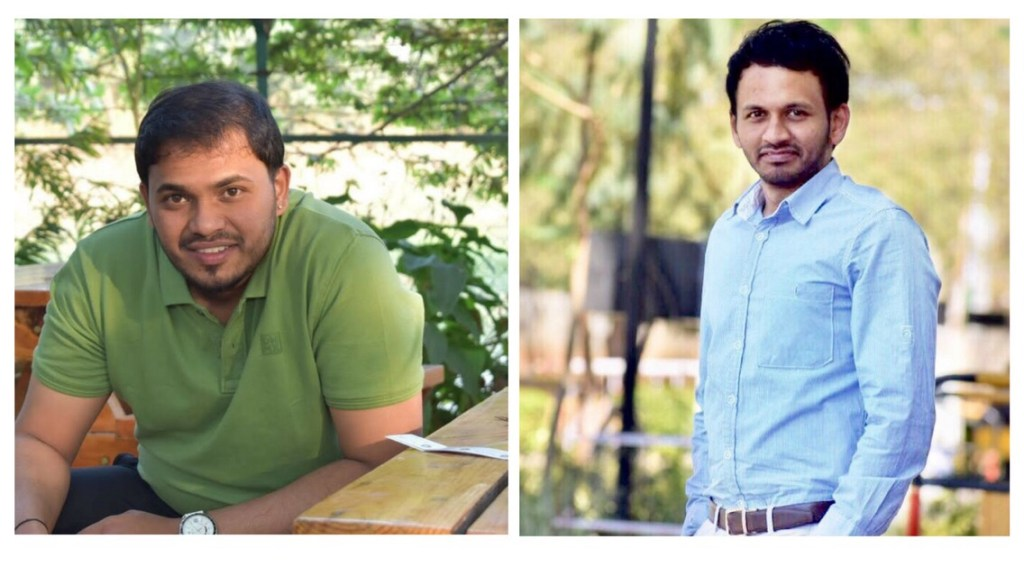 Social Entrepreneurs: Naveen Ramachandra and Prashant Janadri