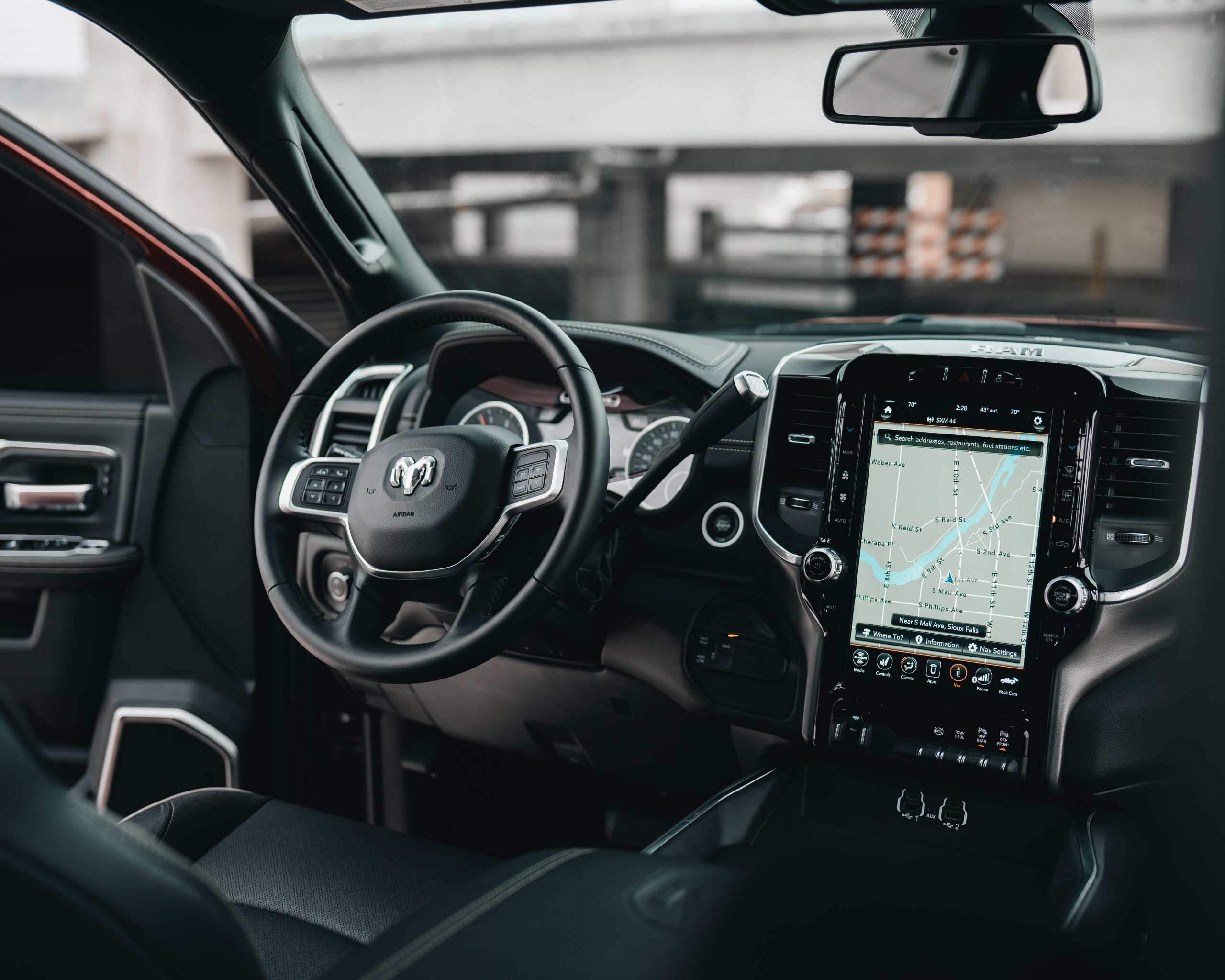 Connected smart car