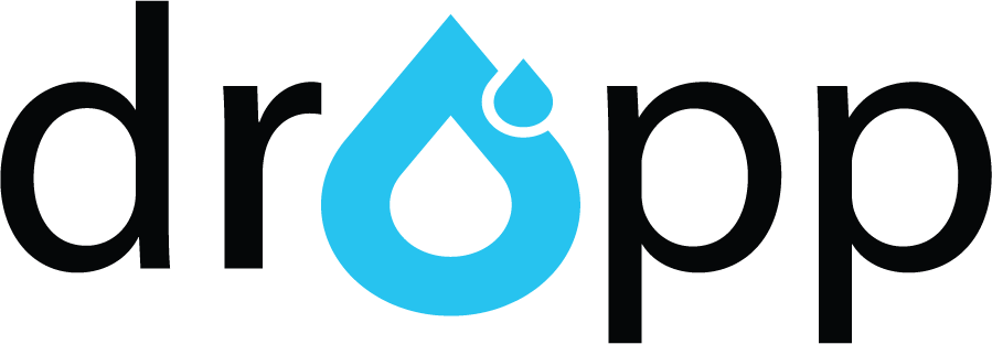 Transparent Dropp Logo
