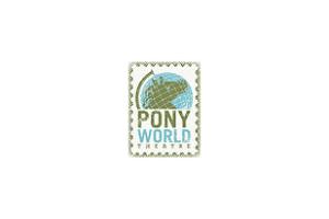 Pony World Theatre logo