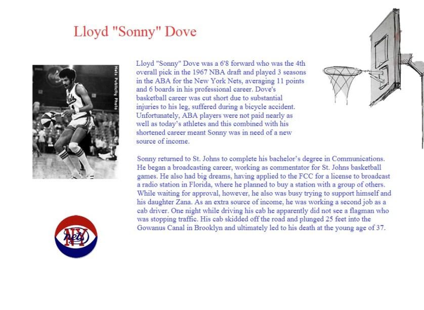 sonny dove