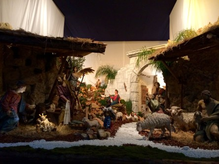 Nativity at St Peter's