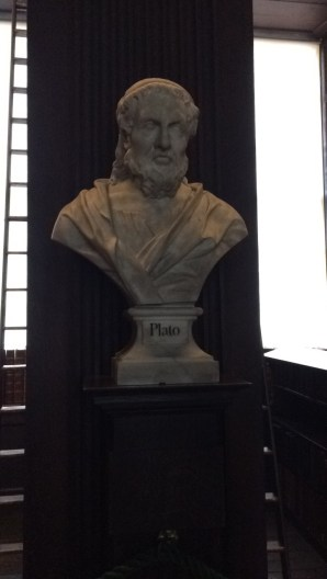 Plato... we all know how I feel about him