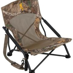 Portable Hunting Chair Banquet Covers On Ebay Camo Blind Folding Seat Camping Outdoor Turkey Back