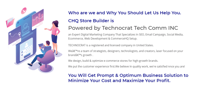 chq store builder