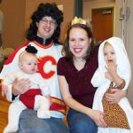 Mullets, Ghosts, Sumo and….A Shiny Person