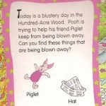 Of Piglet and Prophecy