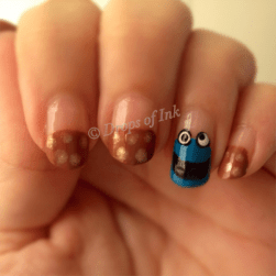 Fun nails designs I did..