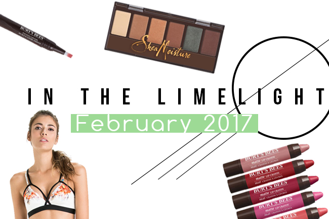 In the limelight: February 2017 | Drops of Lemon & Honey