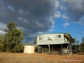 Our little house in the outback